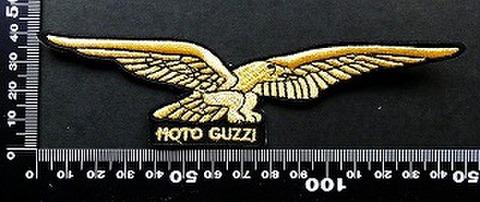 モトグッチ Moto Guzzi  ワッペン パッチ 09741