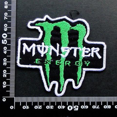 モンスターエナジー ドリンク Monster Energy ワッペン パッチ 09480