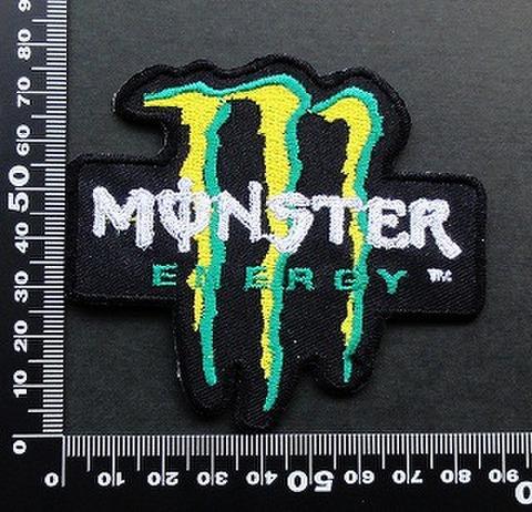 モンスターエナジー ドリンク Monster Energy ワッペン パッチ 09485