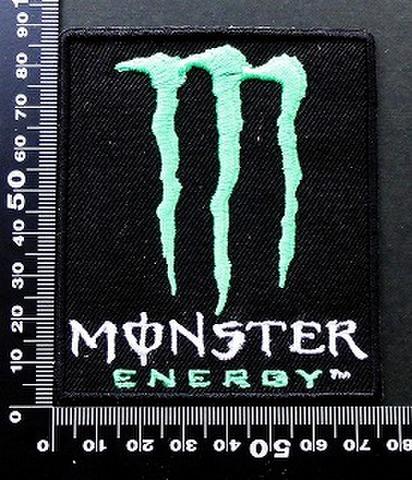 モンスターエナジー ドリンク Monster Energy ワッペン パッチ 09742