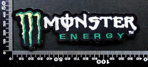 モンスターエナジー ドリンク Monster Energy ワッペン パッチ 09743