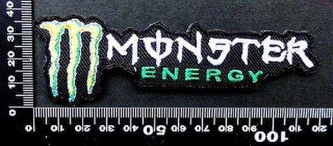 モンスターエナジー ドリンク Monster Energy ワッペン パッチ 09744