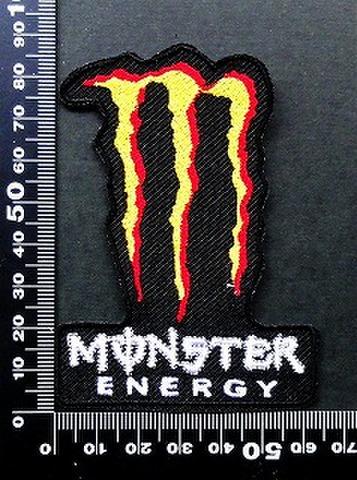 モンスターエナジー ドリンク Monster Energy ワッペン パッチ 09745