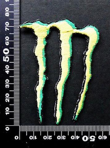 モンスターエナジー ドリンク Monster Energy ワッペン パッチ 09750