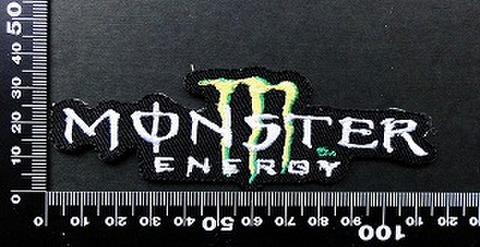 モンスターエナジー ドリンク Monster Energy ワッペン パッチ 09751