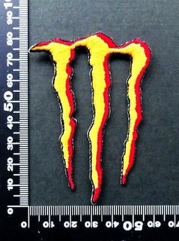 モンスターエナジー ドリンク Monster Energy ワッペン パッチ 09752