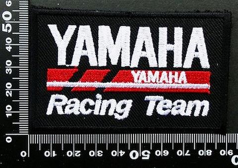 ヤマハ YAMAHA ワッペン パッチ 09854