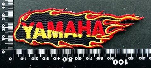 ヤマハ YAMAHA ワッペン パッチ 09855