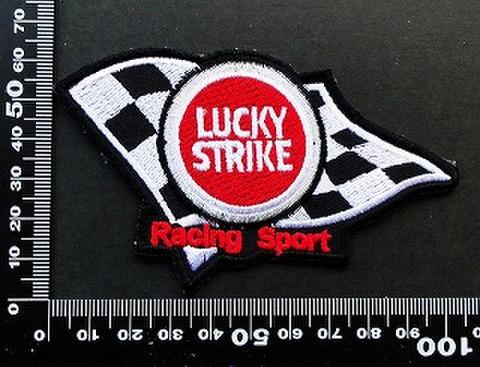 ラッキーストライク Lucky Strike ワッペン パッチ 09717