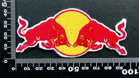 レッドブル Red Bull ワッペン パッチ 09517