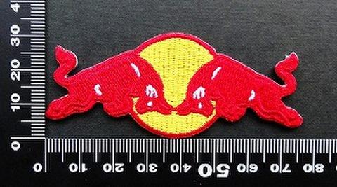レッドブル Red Bull ワッペン パッチ 09543