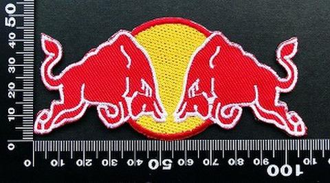 レッドブル Red Bull ワッペン パッチ 09563