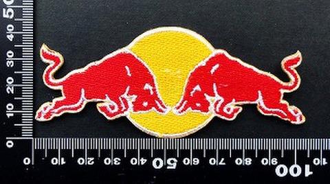 2レッドブル(Red Bull)ワッペン パッチ 09810