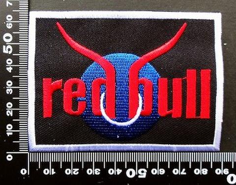 レッドブル(Red Bull)ワッペン パッチ 09812