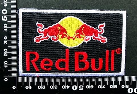 レッドブル(Red Bull)ワッペン パッチ  09811