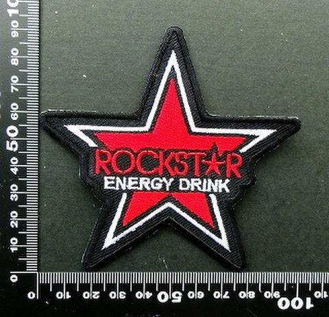 ロックスターエナジードリンク ROCKSTAR ENERGY DRINK ワッペン パッチ 09767