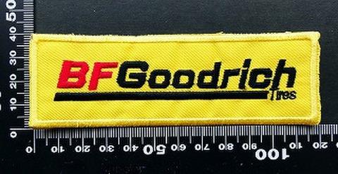 ワッペン BFグッドリッチタイヤ  BFGoodrich ワッペン パッチ09596