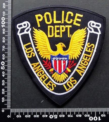 警察 ポリス POLICE ワッペン パッチ  09756