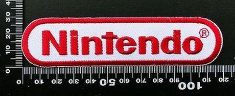 任天堂 NINTENDO ワッペン パッチ 09789