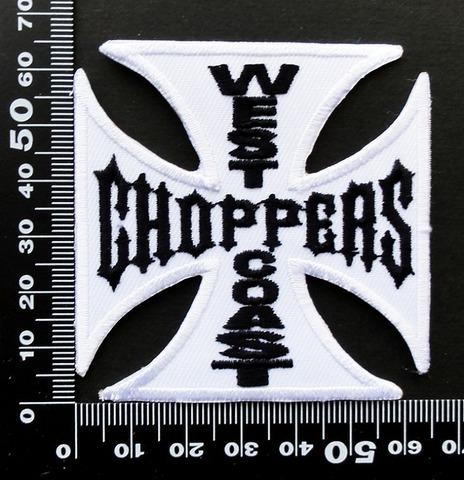 ウエストコーストチョッパーズ(WEST COAST CHOPPERS) ワッペン パッチ 09837