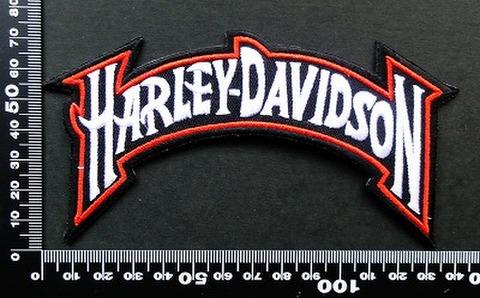 ハーレーダビッドソン (Harley‐Davidson) ワッペン パッチ 0156