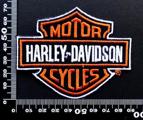 ハーレーダビッドソン (Harley‐Davidson) ワッペン パッチ 00159