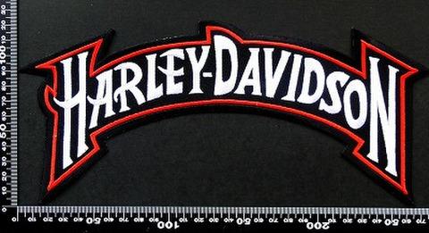 ハーレーダビッドソン (Harley‐Davidson) ワッペン パッチ 00160