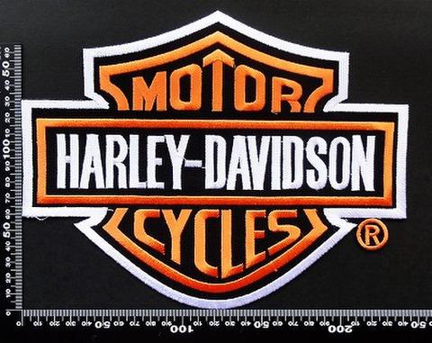 ハーレーダビッドソン (Harley‐Davidson) ワッペン パッチ 00161