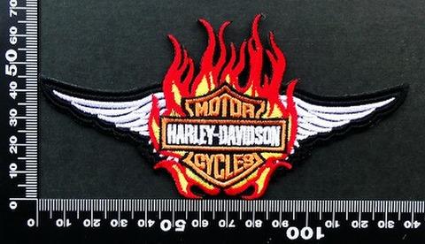 ハーレーダビッドソン (Harley‐Davidson) ワッペン パッチ 00165