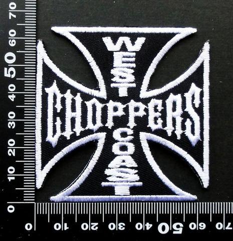ウエストコーストチョッパーズ(WEST COAST CHOPPERS) ワッペン パッチ 09838