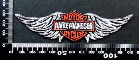ハーレーダビッドソン (Harley‐Davidson) ワッペン パッチ 00166