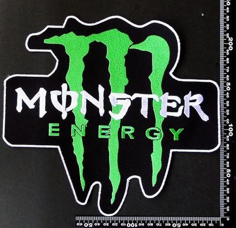 モンスターエナジー Monster Energy  ワッペン パッチ 00169