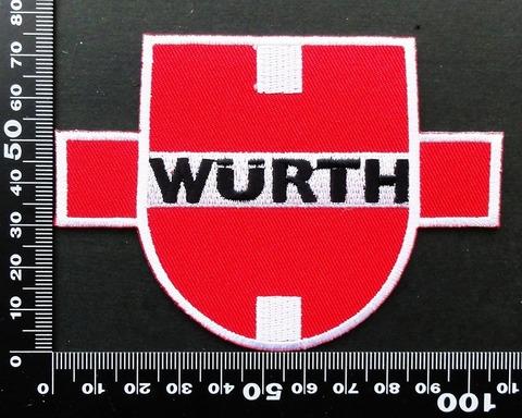 ウルト WURTH ワッペン パッチ 09830