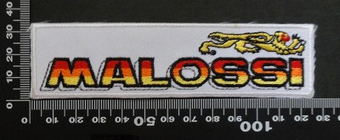 MALOSSI(マロッシ) ワッペン パッチ  00565