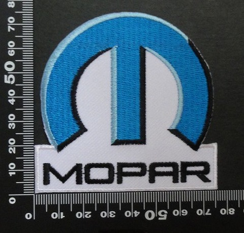 Mopar short for Motor Parts ワッペン パッチ 00454