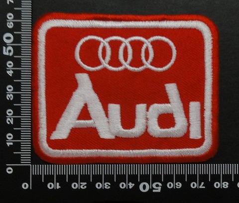 アウディ Audi ワッペン パッチ 00563