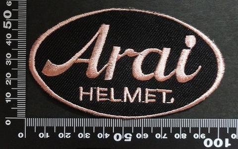 アライ ヘルメット ARAI ワッペン パッチ  00381