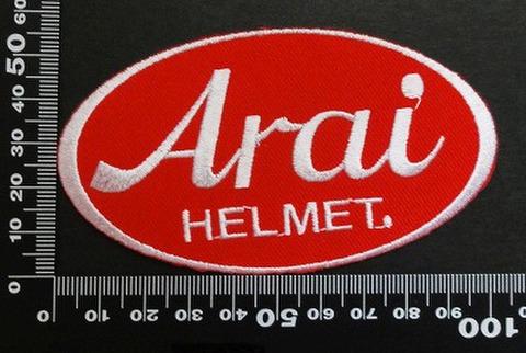 アライ ヘルメット ARAI ワッペン パッチ  00481