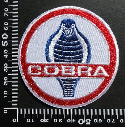 コブラ COBRA ワッペン パッチ   00371