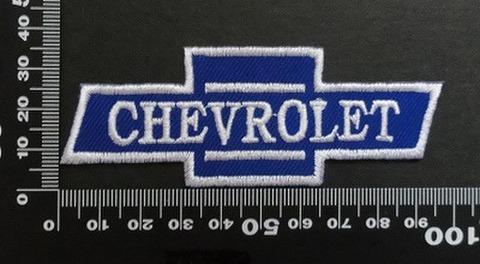 シボレー(CHEVROLET) ワッペン パッチ 00524