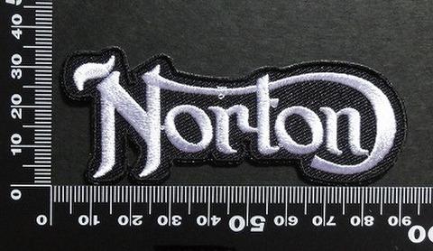ノートン Norton ワッペン パッチ   00368