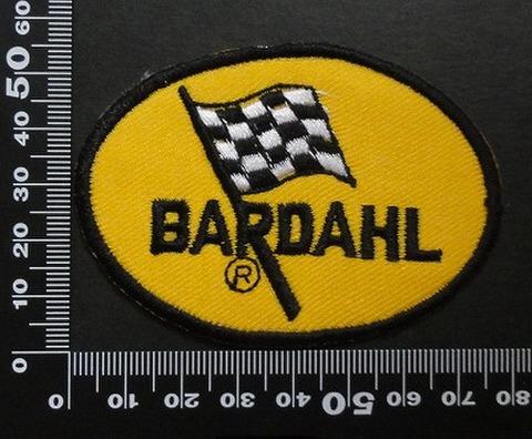 バーダル BARDAHL ワッペン パッチ 00548