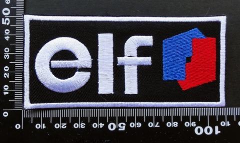 エルフオイル elf ELFOIL ワッペン パッチ 09636