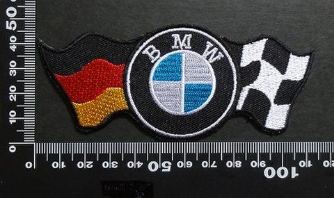 ビーエム BMW ワッペン パッチ 00554