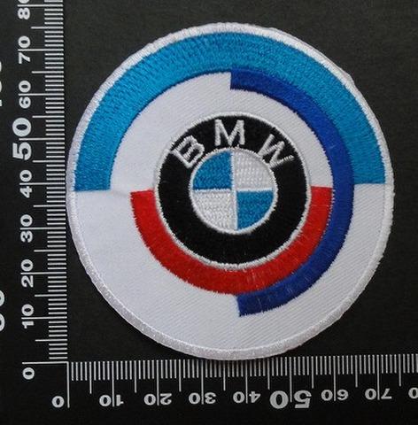 ビーエム BMW ワッペン パッチ 00596