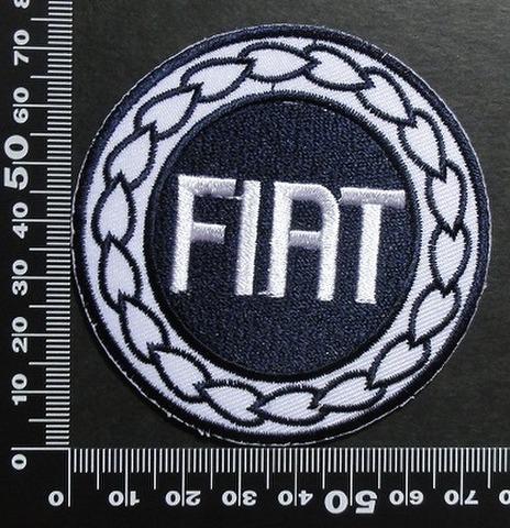フィアット Fiat ワッペン パッチ   00367