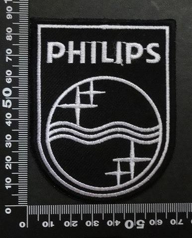 フィリップス  phillips ワッペン パッチ 00538