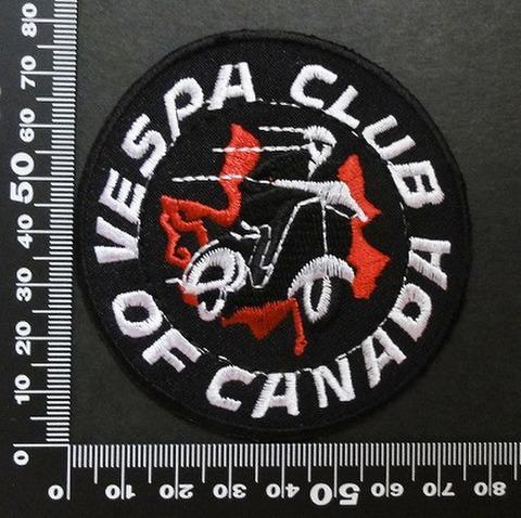 ベスパ VESPA ワッペン パッチ  00410