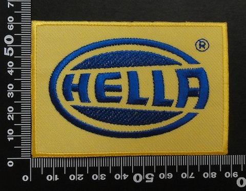 ヘラー  Hella ワッペン パッチ  00487