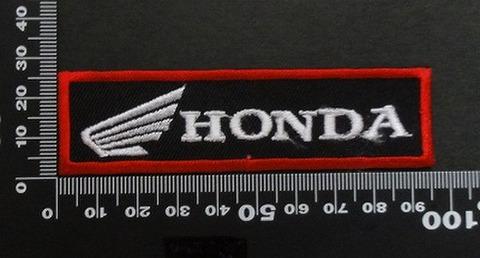 ホンダ ウイング HRC HONDA ワッペン パッチ00593